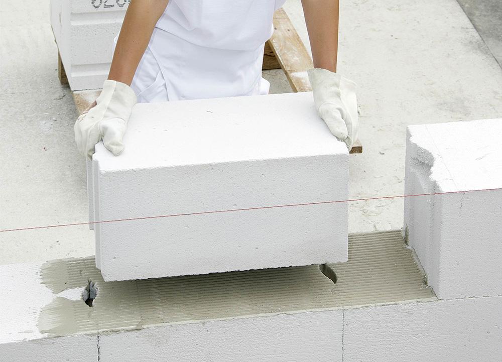 сантехническую коробку из газоблоков фото